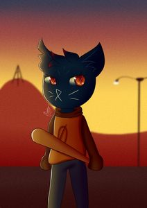 Mae, Nightmare Eyes