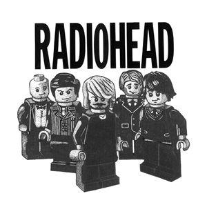 LEGO RADIOHEAD