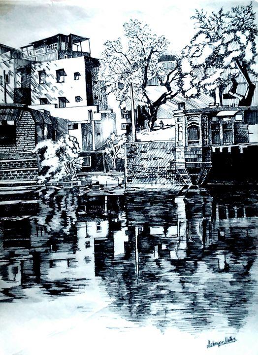 city river - Debayan Moitra