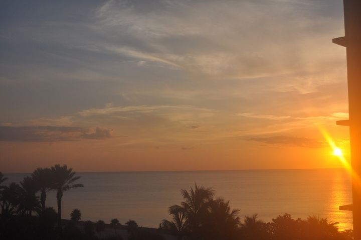 Sunny Isles Beach Sunrise - Fabi