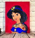Emo Disney Princess Jasmine