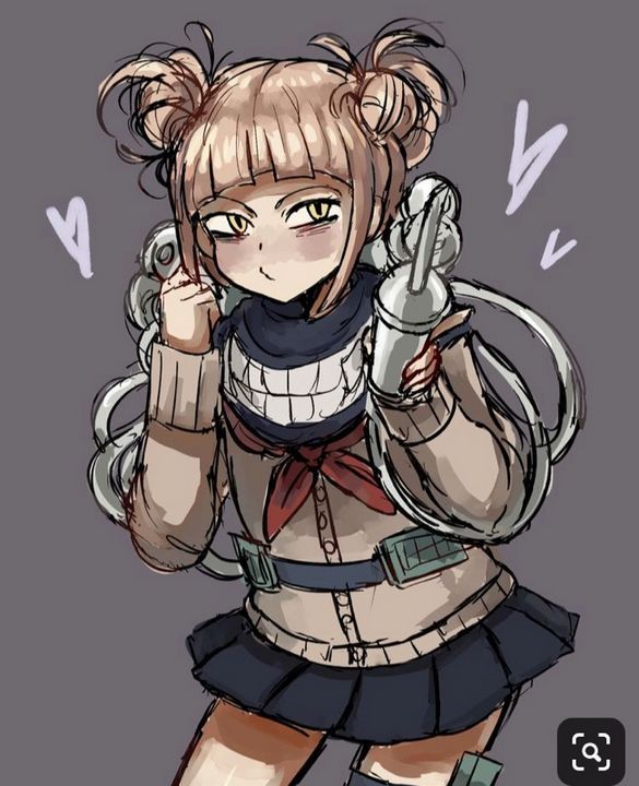 Himiko Toga - Alex's Art