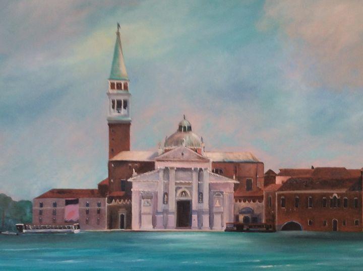 Venice - Iona McLean artist