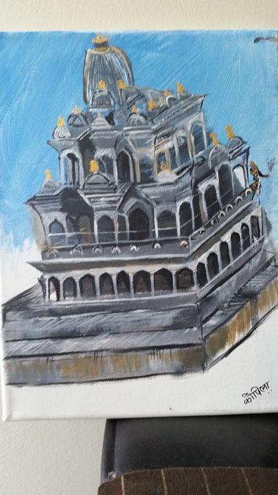 krishna Mandir -  Itzcopeela