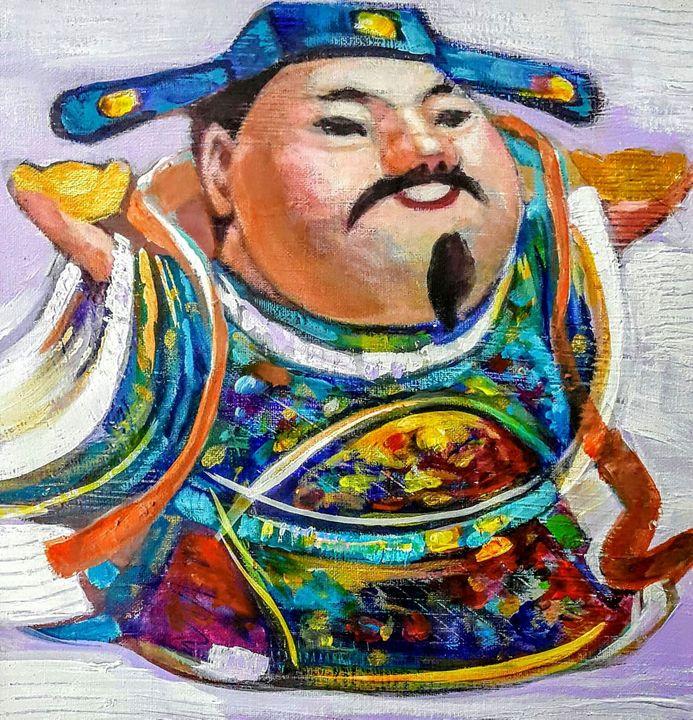 Fortune - 招财进宝 - Bertuah - Winner's Art Gallery