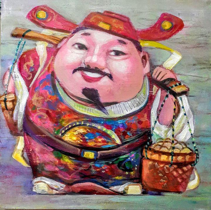 Gold - 金 - Emas - Winner's Art Gallery