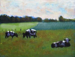 The Passage of Time - David Zimmerman Fine Art