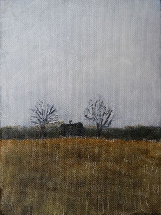 The Sky is Crying - David Zimmerman Fine Art