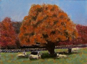 Autumnal Equinox - David Zimmerman Fine Art