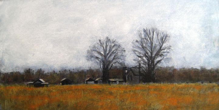 Heaven Wept - David Zimmerman Fine Art