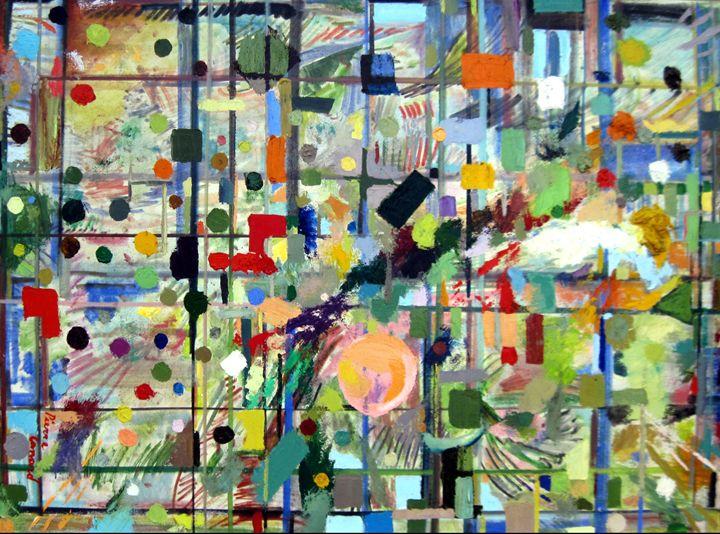 Bingo - David Zimmerman Fine Art