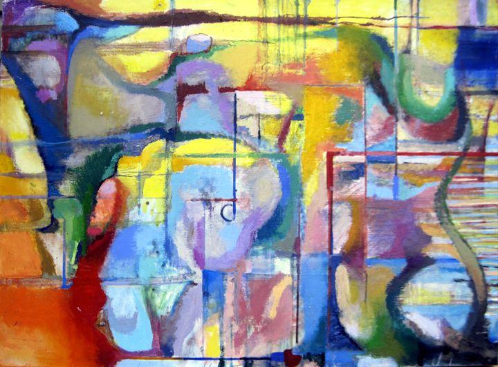 Cloud Control - David Zimmerman Fine Art