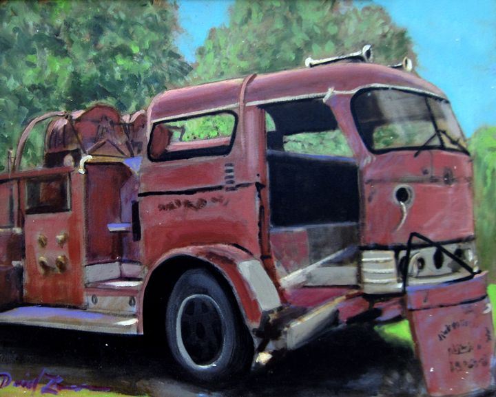 Fallen Heroes 2 - David Zimmerman Fine Art