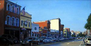 Capitol Sunset - David Zimmerman Fine Art
