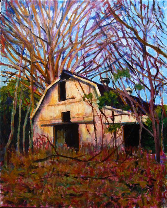 The Pride of Yeterday - David Zimmerman Fine Art