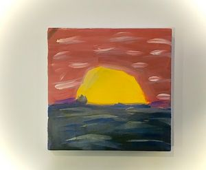 Sunset stills