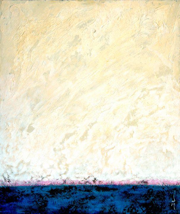 Stract Sky - 46x55cm - Jean-Luc Lacroix