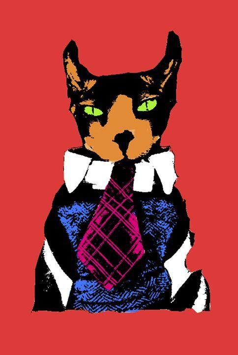 Cool Cat - Harley Hall