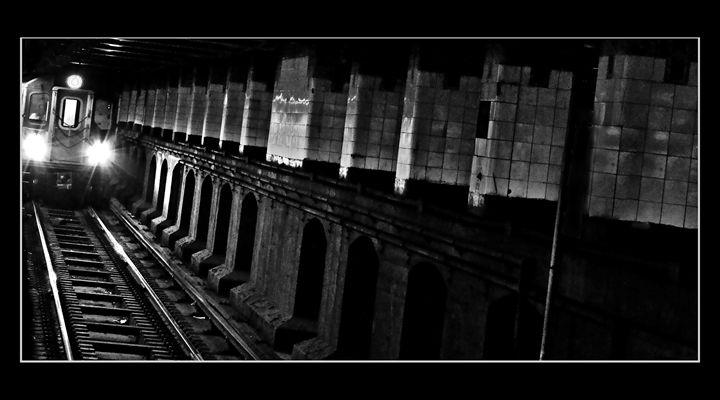 Night Train - Harley Hall