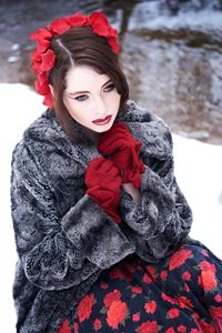 Winter Faun 3 - Summer Henwood