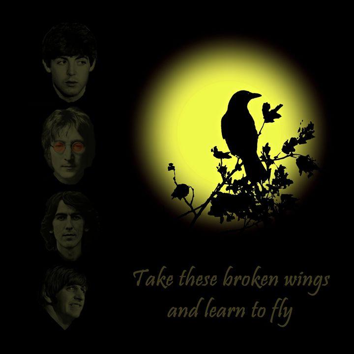 Take These Broken Wings - David Dehner