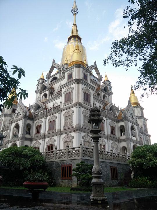temple - Vương
