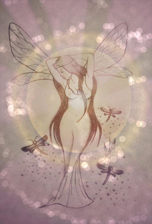 Fairy - Virgo Art