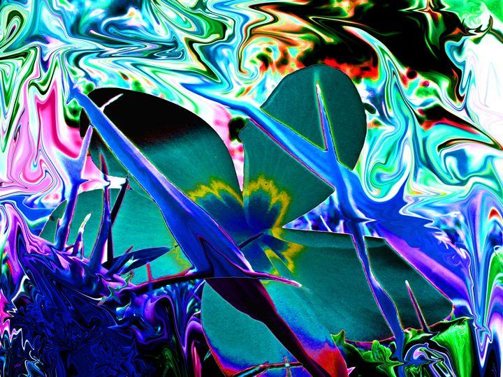 Flower Acid - Christopher Gutierrez