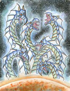 Space Hydra