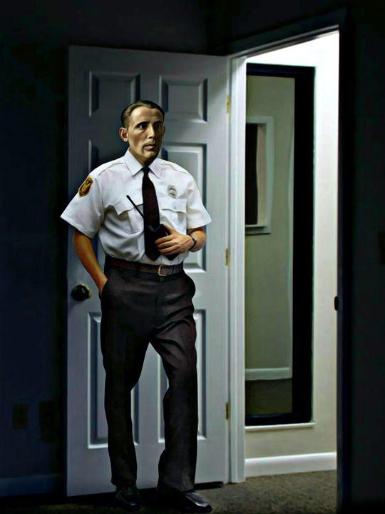 BERMANS, TYPICAL POLICEMAN - Mr STRANGE (JM GITARD)