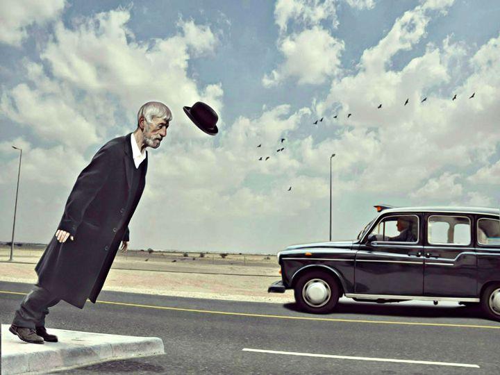 L'Homme Penché - Mr STRANGE (JM GITARD)