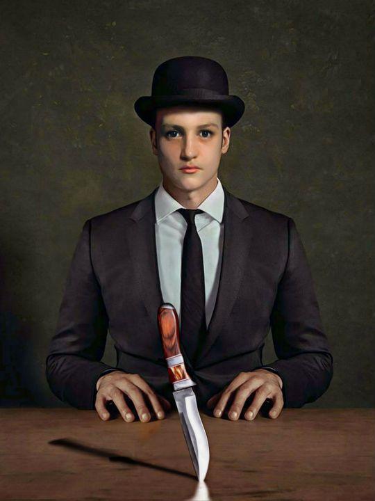 THE KNIFE - Mr STRANGE (JM GITARD)