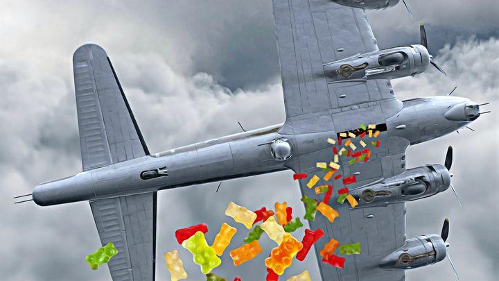 SWEET BOMBER - Mr STRANGE (JM GITARD)