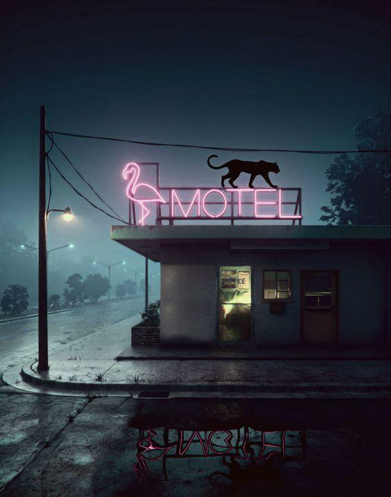 ANIMAL DECONFINEMENT - Mr STRANGE (JM GITARD)