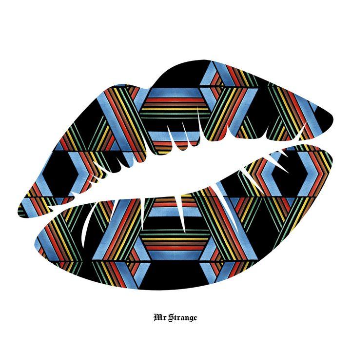 FRENCH KISS - Mr STRANGE (JM GITARD)