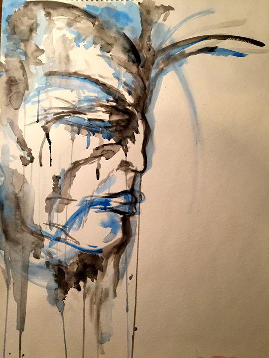 Voodoo Blue - Zak's Gallery