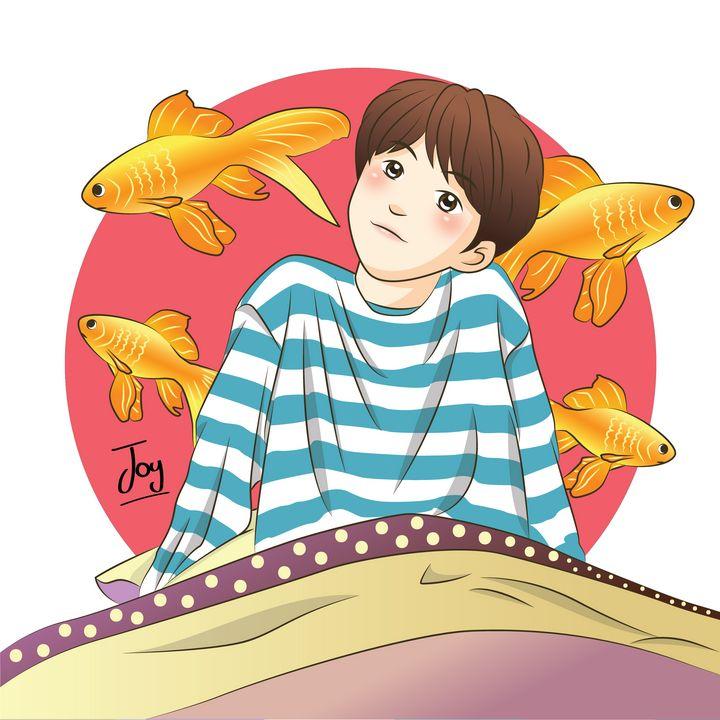 J-Hope Day Dream - Jojo Slug