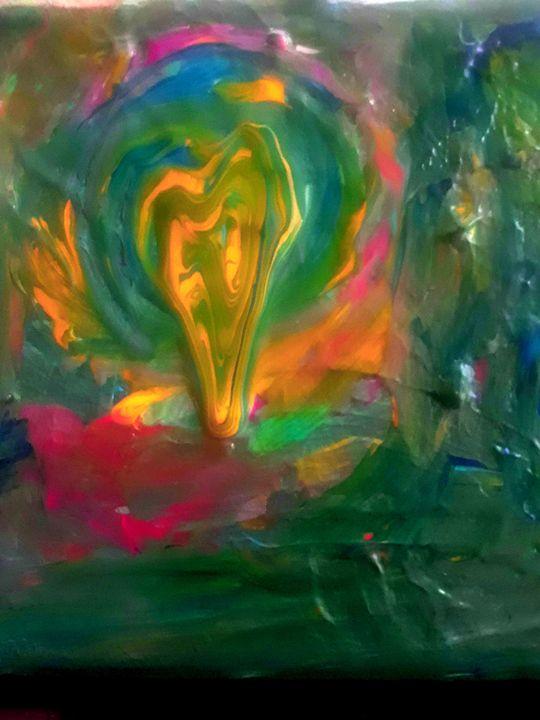 Feelings 2 - Marilyn St-Pierre Artwork