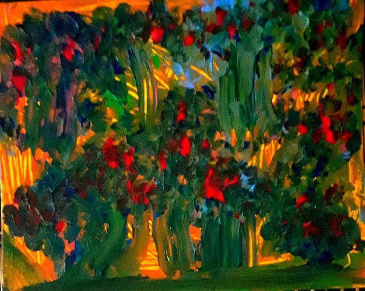 Banyon Tree - Marilyn St-Pierre Artwork
