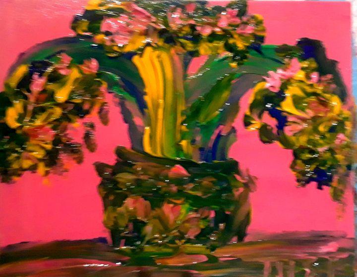 Vase of Love - Marilyn St-Pierre Artwork