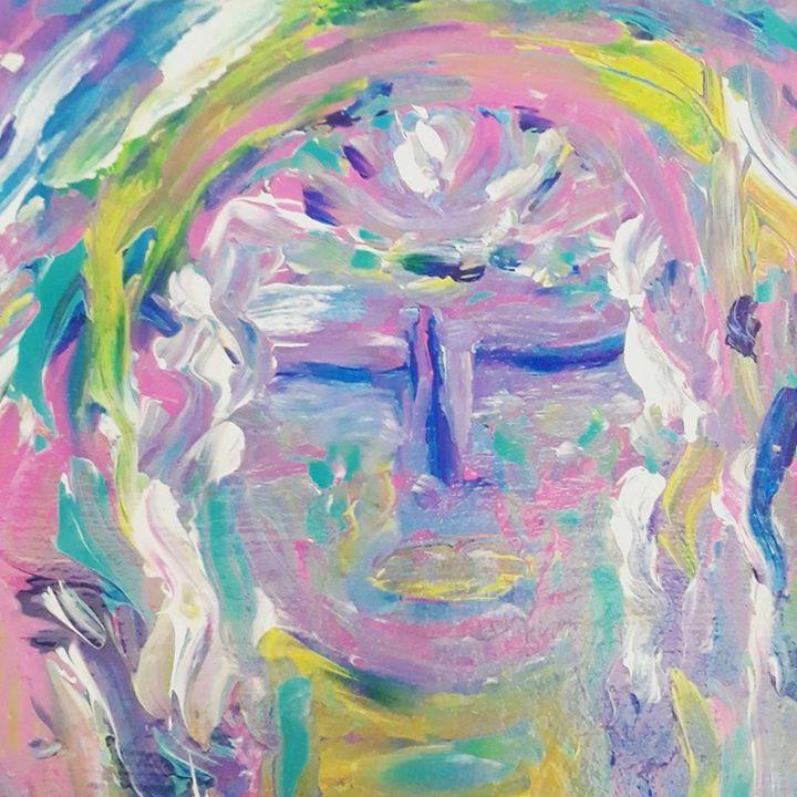 Peace - Marilyn St-Pierre Artwork