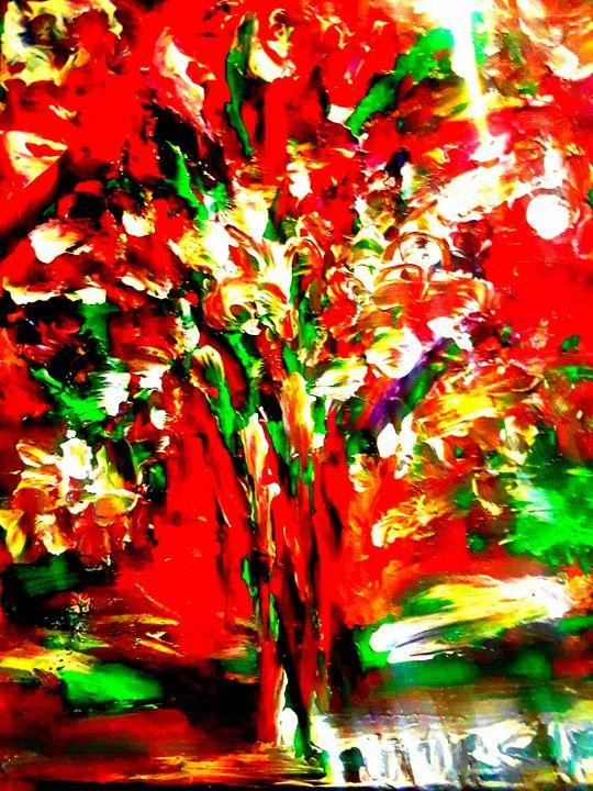Energy - Marilyn St-Pierre Artwork