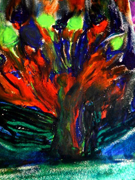 Observers - Marilyn St-Pierre Artwork