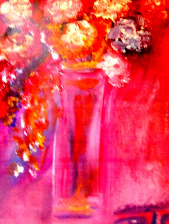Thinking of you - Marilyn St-Pierre Artwork