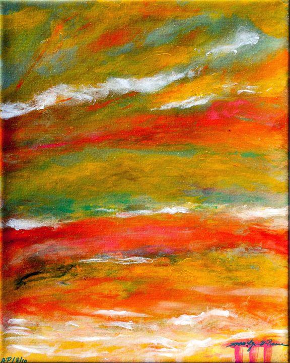 Joyful Day - Marilyn St-Pierre Artwork