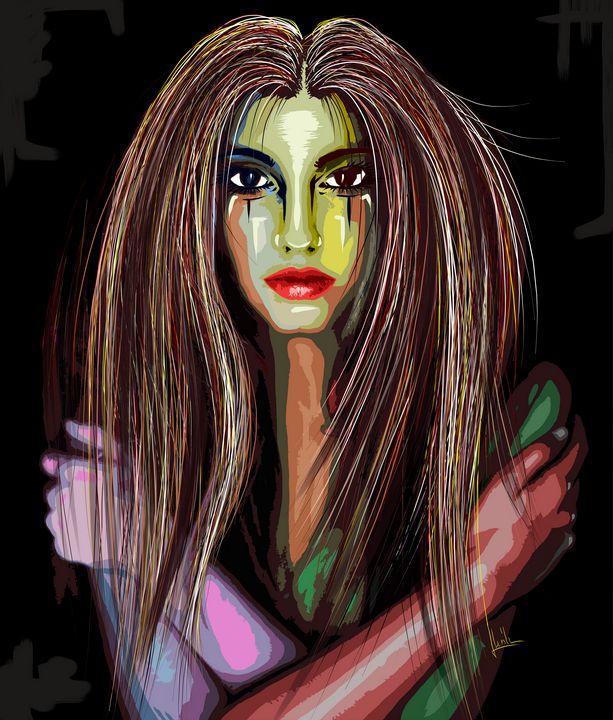 Woman #9 - LevonArt