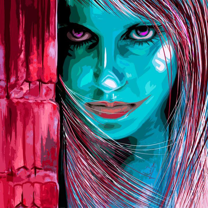 Woman #12 - LevonArt