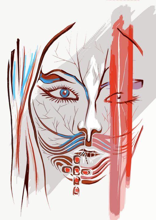 Woman - LevonArt