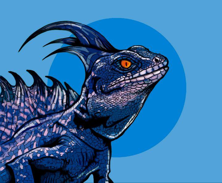 Lizard #1 - LevonArt