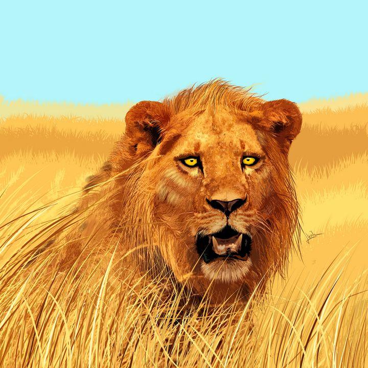 Lion #2 - LevonArt